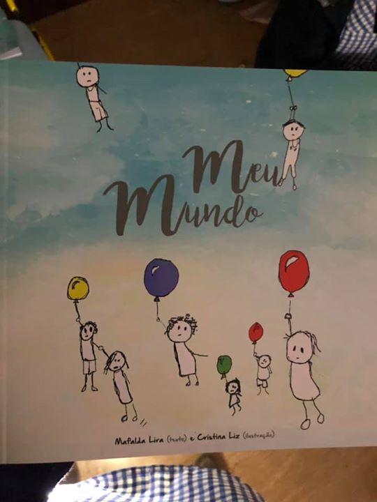 Na segunda-feira viajámos a um mundo diferente ️obrigada Mafalda Lira, parabéns pela iniciativa e…
