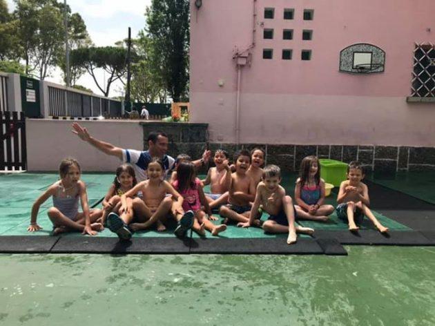Acabou com água a última aula de ginástica, dos Reguilas. Obrigada Professor Bruno ️️